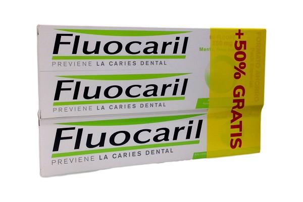 FLUOCARIL BI-FLUORÉ PACK AHORRO 2X125 ML
