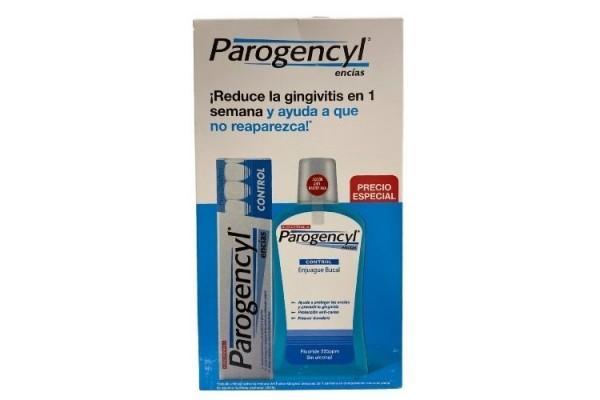 PAROGENCYL PACK PASTA + COLUTORIO PRECIO ESPECIAL